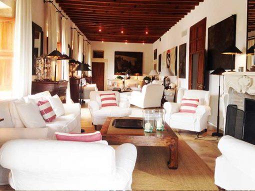 living room estate majorca