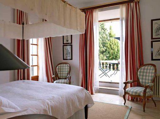 bedroon estate villa majorca