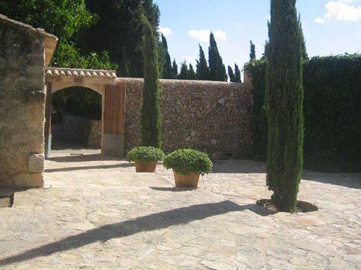 stone villa Majorca