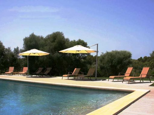 pool at majorca private estate