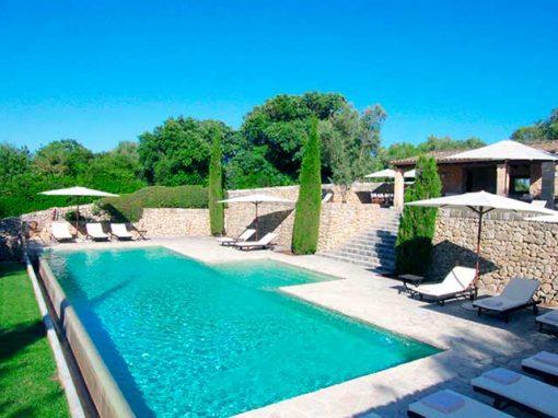 villa Majorca relaxing