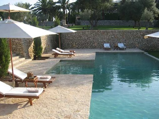 relax at private villa Majorca