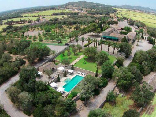 view of private villa Majorca