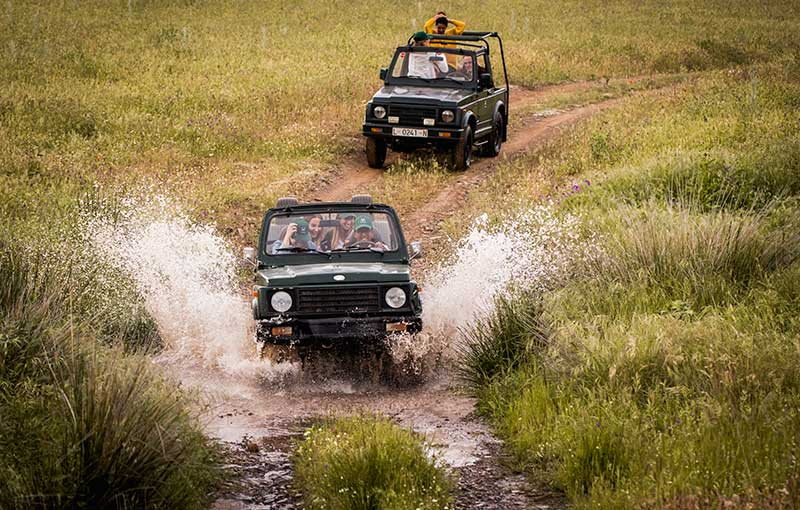 4X4-Routes memorable experiences