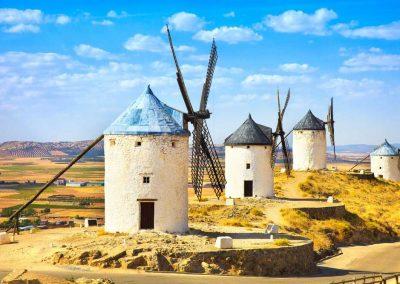 Pueblos del Quijote
