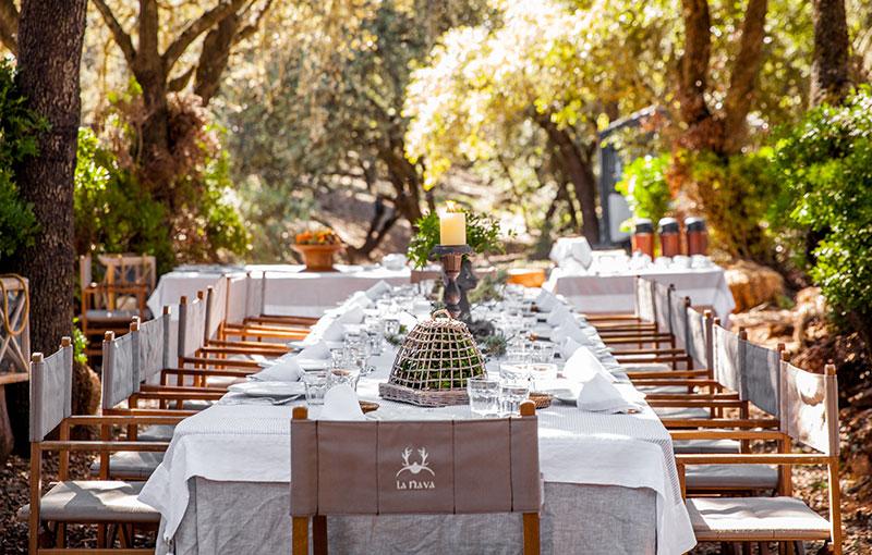 Safari-Meal villas in spain