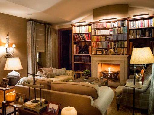 living room la nava del barranco
