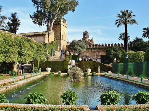 tourism at Alcázar of the Christian Monarchs