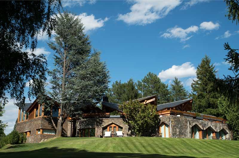 spanish mansion to rent