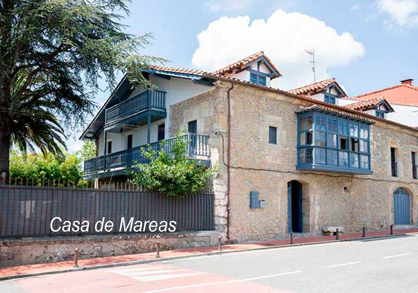 Casa De Mareas: Mansion in Cantabria